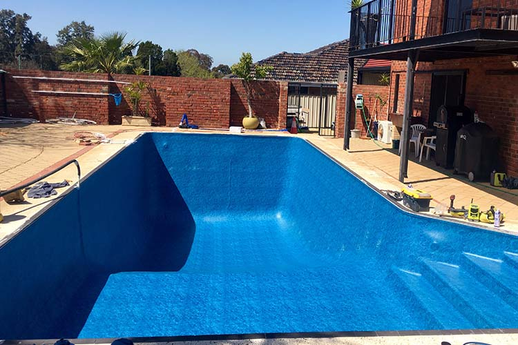 concrete pool conversion
