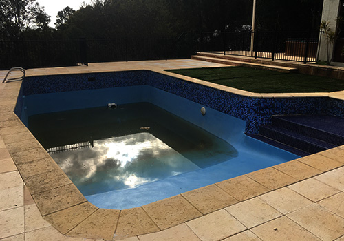 gooseberry hill concrete pool conversion - before