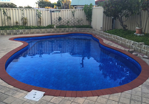 port kennedy vinyl pool renovation - after